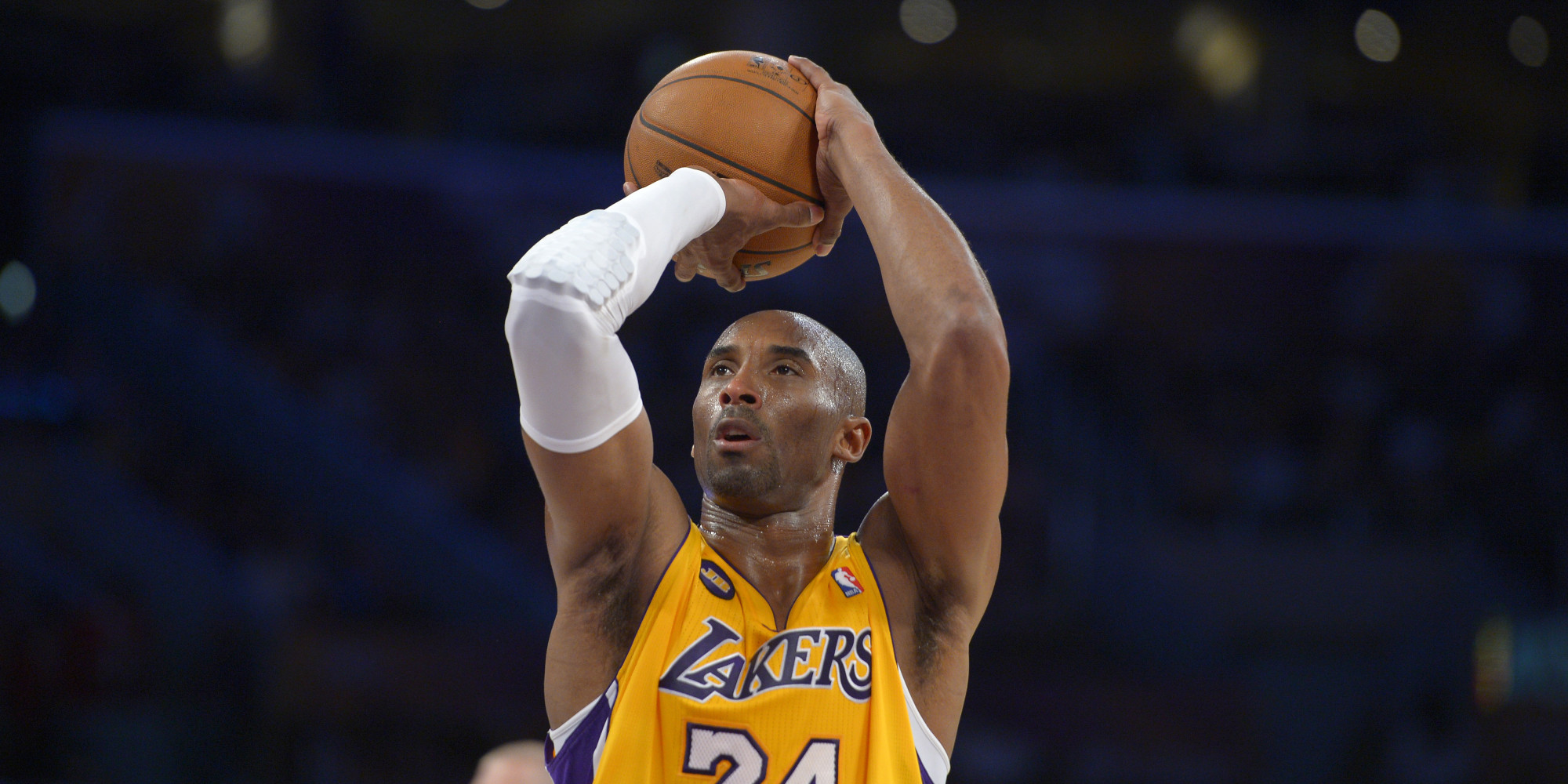 Kobe Bryant   s out to...