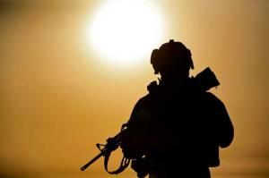 SoldierSilhouette