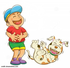 boy-dog-laughing-eps-file-simple-technique-39411084