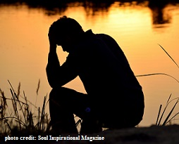 depressed-man-at-the-lake