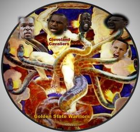 Warriors-Cavs