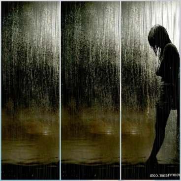 sad rain 2